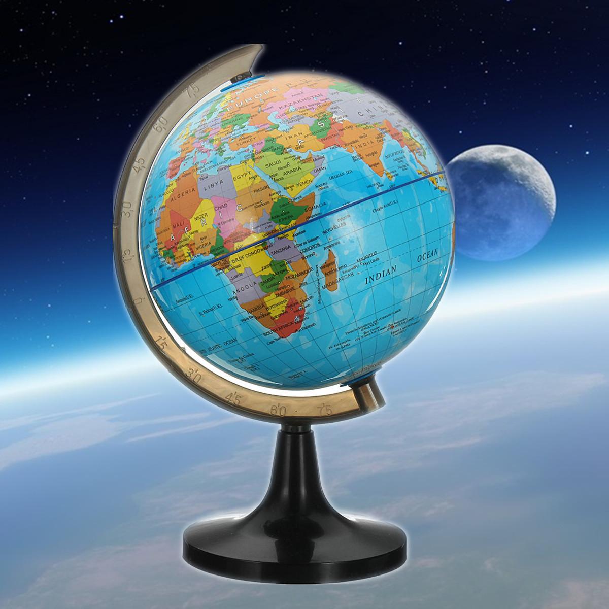 [해외]14 cm 글로브 세계 지구 Tellurion Globe World MapStand 지리 학교 교육 도구 홈 오피스 선물 선물/14 cm Globe World Earth Tellurion Globe World MapStand Geography School Edu