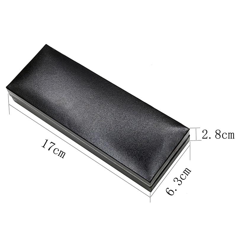 [해외]1pc Plastic Transparent Pen Case PU Pen Storage Box Stationery Organizer School Office Supplies/1pc Plastic Transparent Pen Case PU Pen Storage Bo