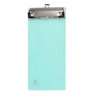 [해외]학교 봄로드 433A 파일 클립 보드 녹색 230mm x 100mm/School Spring Loaded 433A File Clip Board Green 230mm x 100mm