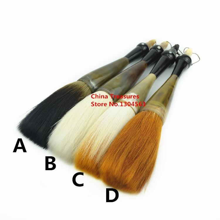 [해외]어 번체 항목 대형 브러쉬 펜 슈퍼 빅 사이즈  서예 브러시 머리 펜 브러쉬 펜을 쓰는 마오 비/Chinese Traditional Item Oversized Brush Pen Super Big Size Chinese Calligraphy Brush hair p