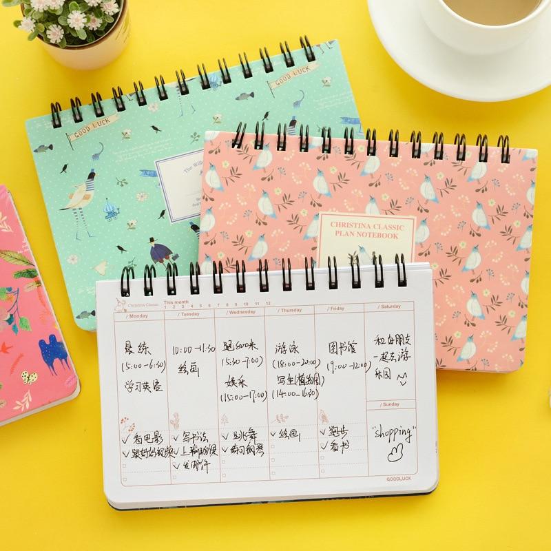 [해외]Kawaii 편지지 귀여운 커버 노트 그리기 Scrawl Notepad 여행 저널 스케치북 일기 메모 BookBlank 종이 90 시트/Kawaii Stationery Cute Cover Notebook Drawing Scrawl Notepad Travel Jo