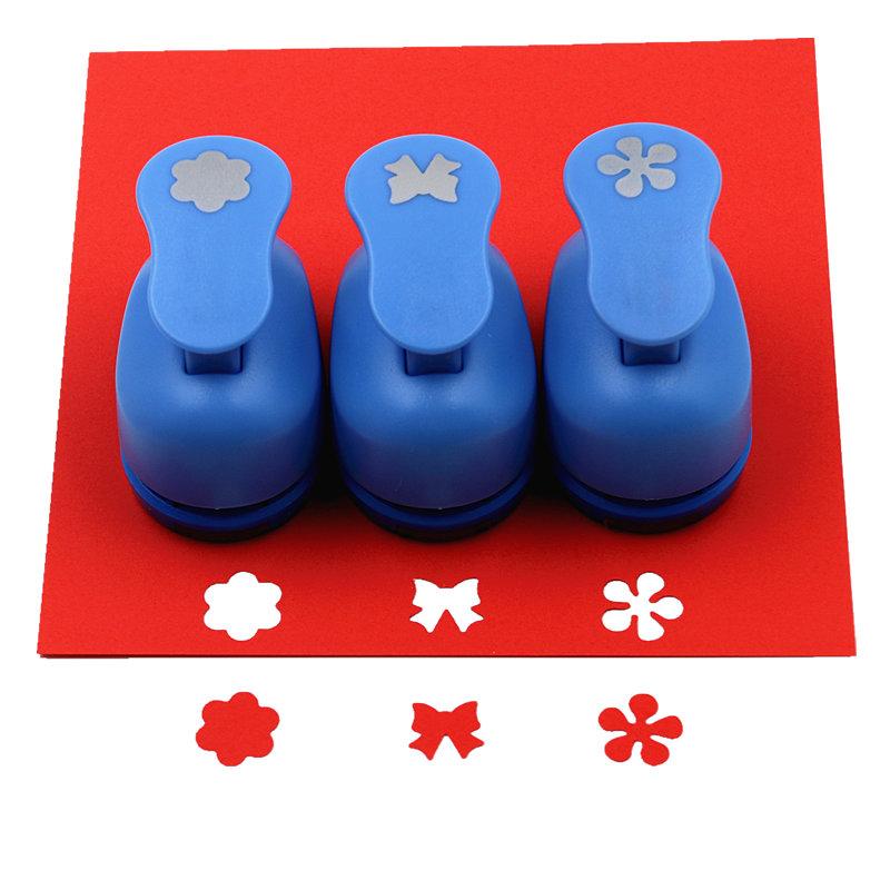 [해외]공예 펀치 세트 5 / 8 인치 종이 펀치 3pcs / 세트 DIY 공예 펀치 스크랩북 종이 커터 scrapbooking 펀치/Crafts Punch set 5/8-Inch paper punches 3pcs/set diy craft punch scrapbook