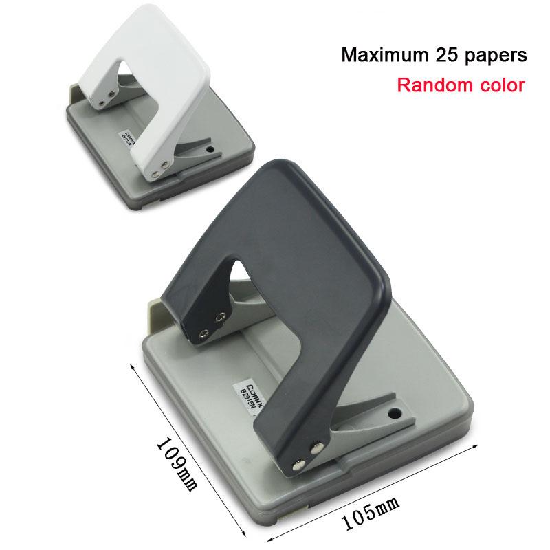 [해외]크리 에이 티브 Scrapbooking 종이 펀치 80mm 원형 모양의 구멍 펀치 설명서 2 구멍 펀치 사무 용품 바인딩 용품/Creative Scrapbooking Paper Punch 80mm Round Shaped Hole Puncher Manual 2 H