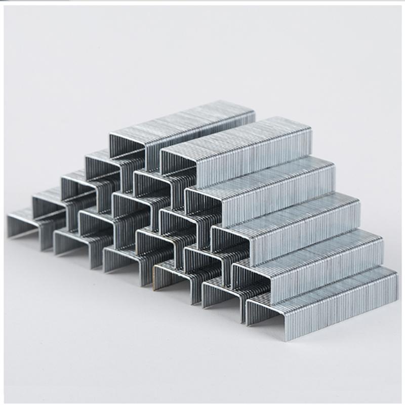[해외]10 상자 델리 12 24/6 6mm 스테이플 1 상자 1000PCS, 스테이플러 사무 학교 용 용지 바인딩 주최자/10 boxes Deli 12 24/6 6mm Staples 1000PCS of 1 Box, suit for Stapler office schoo