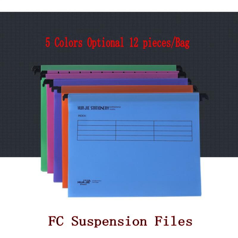 [해외]뜨거운 12 조각 여분 용량 강화 된 교수형 폴더 편지 크기 FC 수직 서스펜션 파일 비즈니스 사무실에 대한 빠른 찾기/Hot 12 pieces Extra Capacity Reinforced Hanging Folders Letter Size FC Vertical