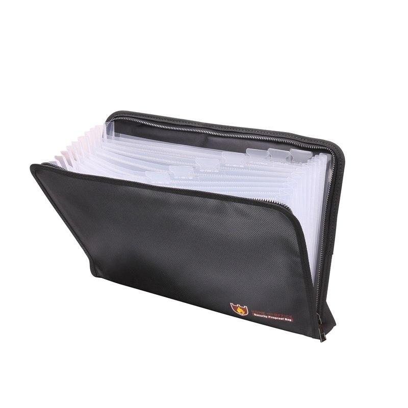 [해외]중요한 문서를내화 방수 안전 서류 가방/Fire Resistant Waterproof Safe Briefcase for Important Documents