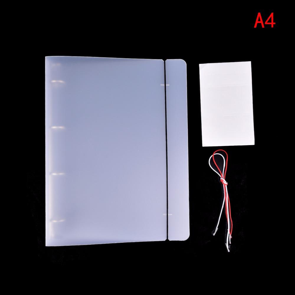 [해외]노트북 파일 폴더를20 개의 구멍 반지 바인더 나선형 A4 Pratical 커버 재충전 용/20 holes Ring Binder Spiral A4 Pratical Cover for Notebook File Folder Refillable