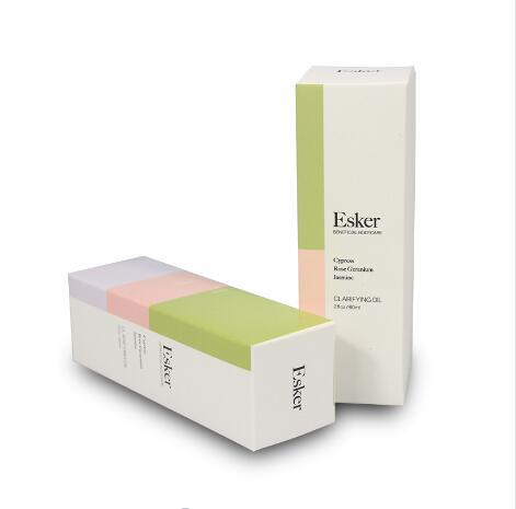 [해외]사용자 지정 화장품 빈 종이 선물 포장 종이 선물 상자/Custom Cosmetic Empty Art Paper Packaging Paper Gift Box