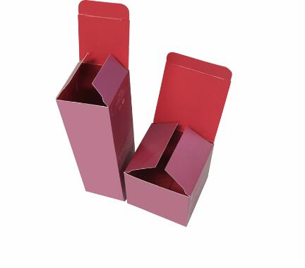 [해외]실버 핫 호일 스탬핑 맞춤 로고 흰색 카드 용지 상자 화장품 포장 상자/Silver hot foil stamping custom logo white card paper box cosmetic packing box