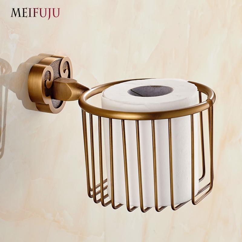 [해외]화장실 종이 홀더 욕실 액세서리 바구니 롤 홀더 Shelf WC Prateleira Para Banheiro Salle De Bain/Toilet paper Holder Bathroom Accessories Basket Roll HoldersShelf WC Pr