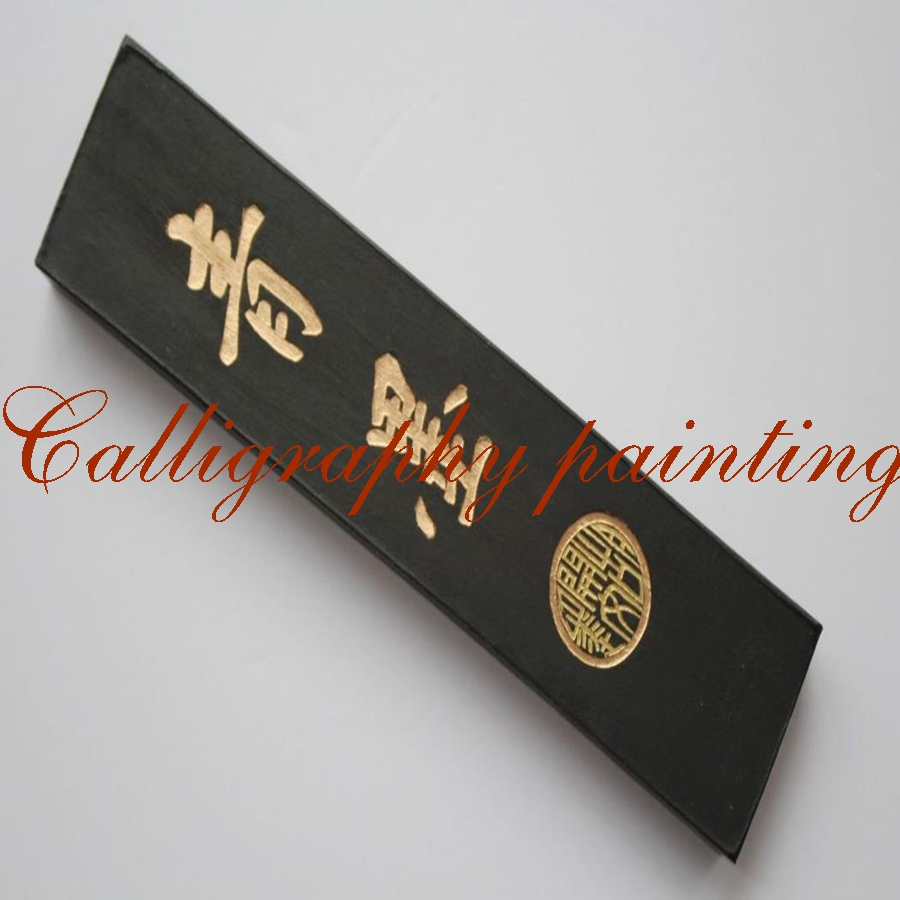 [해외]어 잉크 브러쉬 서예 수미 - E 그림 Hukaiwen 잉크 스틱 Qingmo/Chinese Ink Brush Calligraphy Sumi-E Painting Hukaiwen Inkstick Qingmo