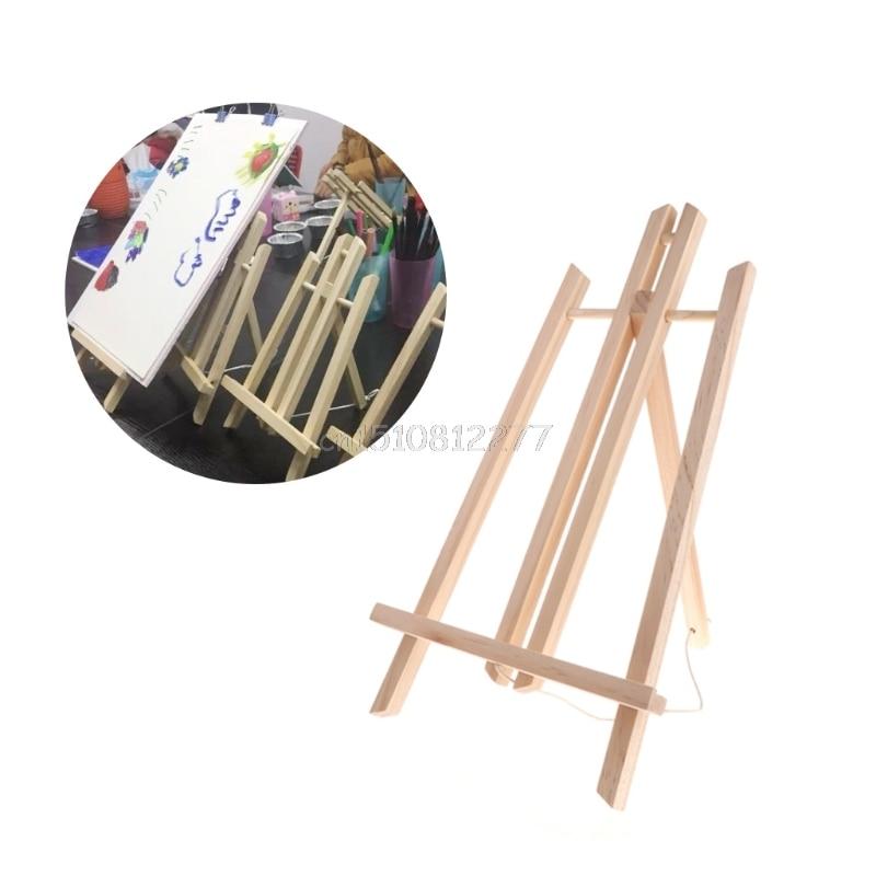 [해외]목재 이젤 광고 전시 전시 선반 홀더 스튜디오 그림 스탠드 Au22/Wood Easel Advertisement Exhibition Display Shelf Holder Studio Painting Stand Au22
