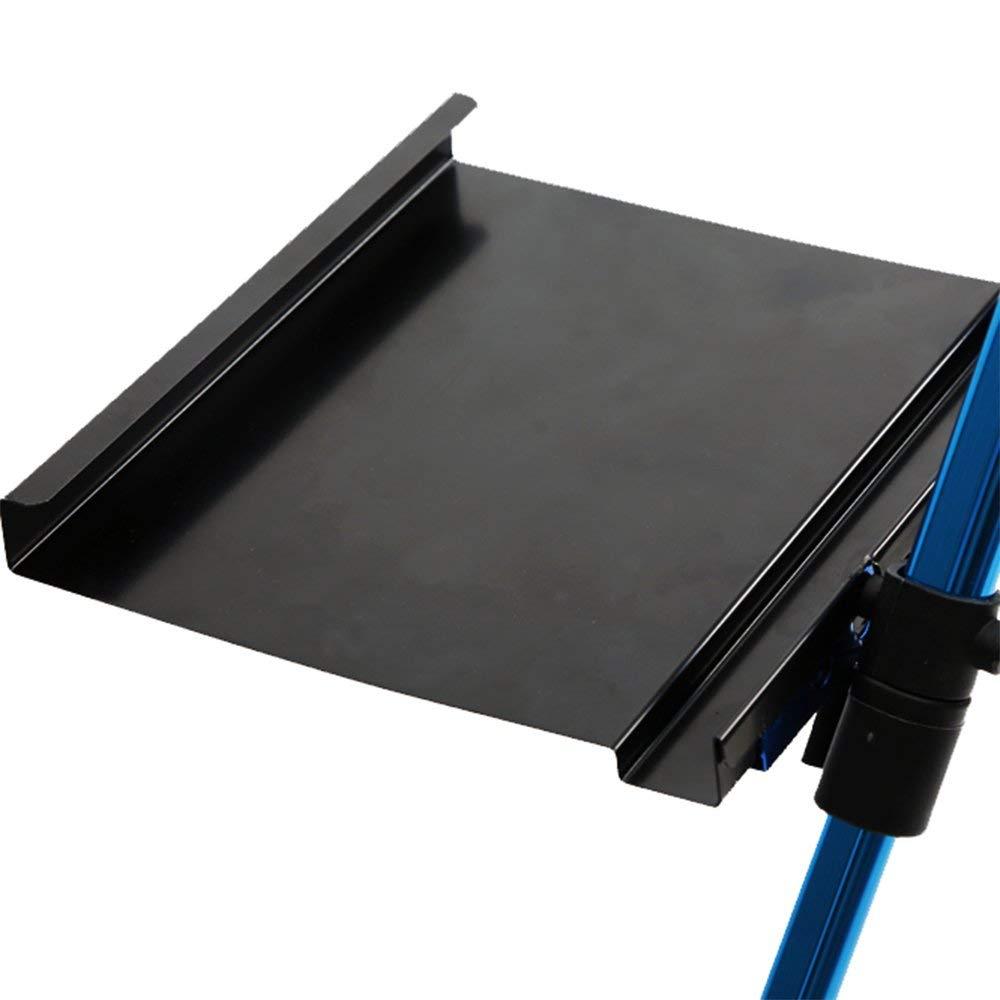 [해외]예술가 교체 가능 철 아트 이젤 트레이, 검정/Artist Replaceable Iron Art Easel Tray, Black