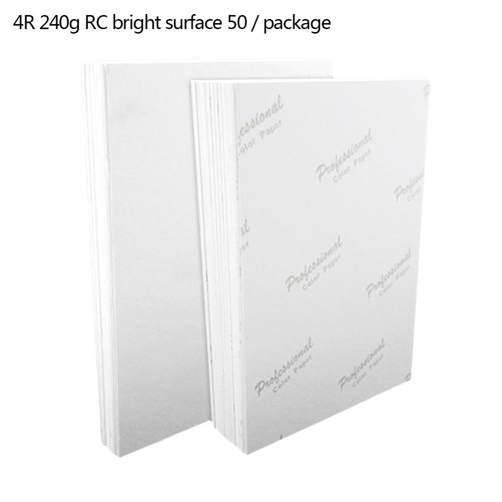 [해외]프린터 인화지 방수 인화지 스티커 잉크젯 프린터 인화지 RC 고광택/Printer Photo Paper Waterproof Photo Paper Sticker Inkjet Printers Photo Paper RC High Glossy