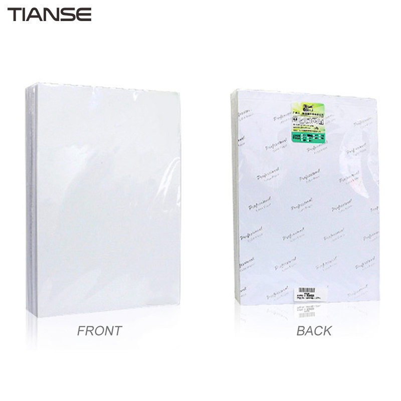 [해외]TIANSE 고광택 포토 용지 180g / 230g 컬러 잉크젯 인쇄 용지 5 인치 / 6 인치 / 7 인치 방수 포토 용지/TIANSE High Glossy Photo Paper 180g/ 230g Color Inkjet Printing Paper 5 Inch