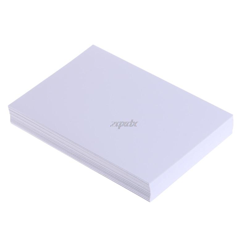 [해외]100 매 광택지 4R 4 & x6 & 200gsm 인화지, 잉크젯 프린터 Z18 용/100 Sheets Glossy 4R 4&x6& 200gsm Photo Paper  For Inkjet Printers Z18
