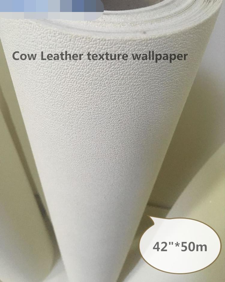 [해외]5 롤 42in 50m 롤 암소 가죽 인쇄용 방수 pvc 벽지 장식/5 rolls price of 42in 50m Roll  Cow leather printable waterproof pvc wallpaper for decoration