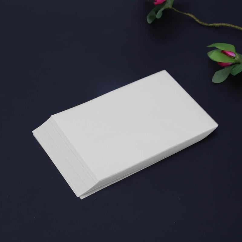 [해외]200pcs / 팩 유황 추적 용지 15x10cm / 5.9 x 3.94 전송 용지 그래픽 디자인 복사 용지 Hot 전송 인쇄 드로잉/200pcs/pack Sulfuric Tracing Paper 15x10cm/5.9 x 3.94 Transfer Paper Gr