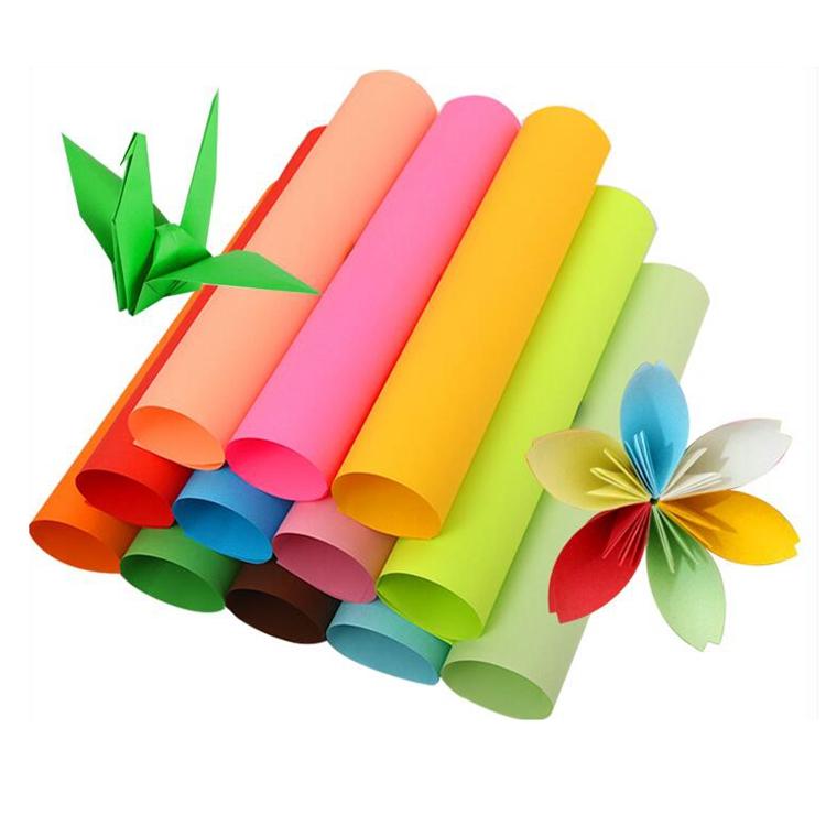 [해외]A4, 다기능 컬러 DIY, 창조적 인 수제 컬러 종이 접기 종이 접기/A4, multi-functional color DIY, creative handmade color paper origami