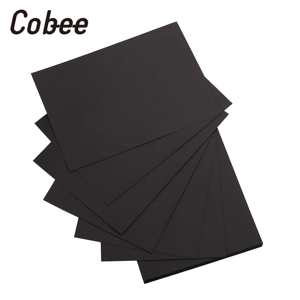 [해외]무거운 골판지 A4 판지 포장 헤비급 종이 160gsm / 200gsm 검정/Heavy Cardboard A4 Paperboard Packing Heavyweight Paper 160gsm/200gsm Black