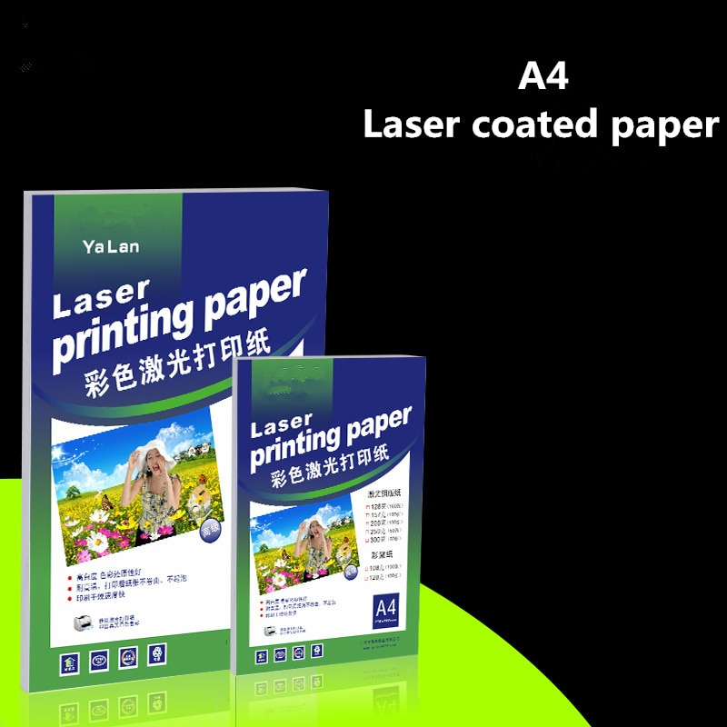 [해외]도매 157GSM 양면 레이저 코팅 용지 A4 인쇄 용지 300g 디지털 컬러 코팅 용지 레이저 프린터에 대한/Wholesale 157GSM Double Sided Laser Coated Paper A4 Printing Paper 300g Digital Colo