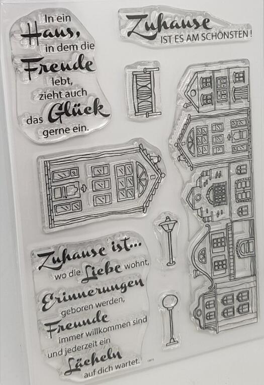 [해외] German Words Transparent Clear Silicone Stamp/Seal for DIY scrapbooking/photo album Decorative clear stamp A1006/ German Words Transparent Clear