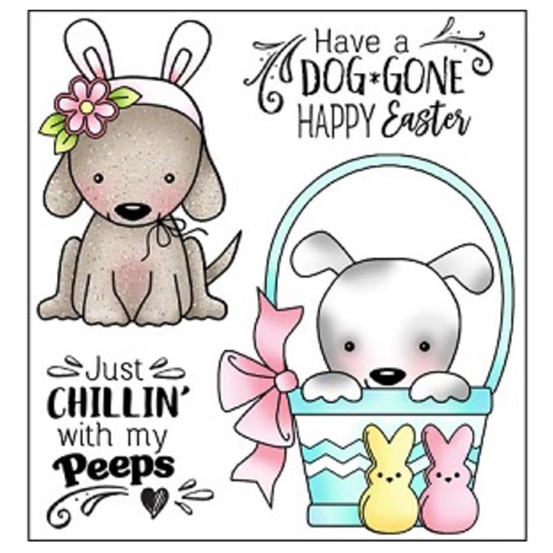 [해외] New arrivals Cute puppy Transparent Clear Stamps for DIY Scrapbooking Card Making diy photo album Decorative Supplies/ New arrivals Cute puppy Tr