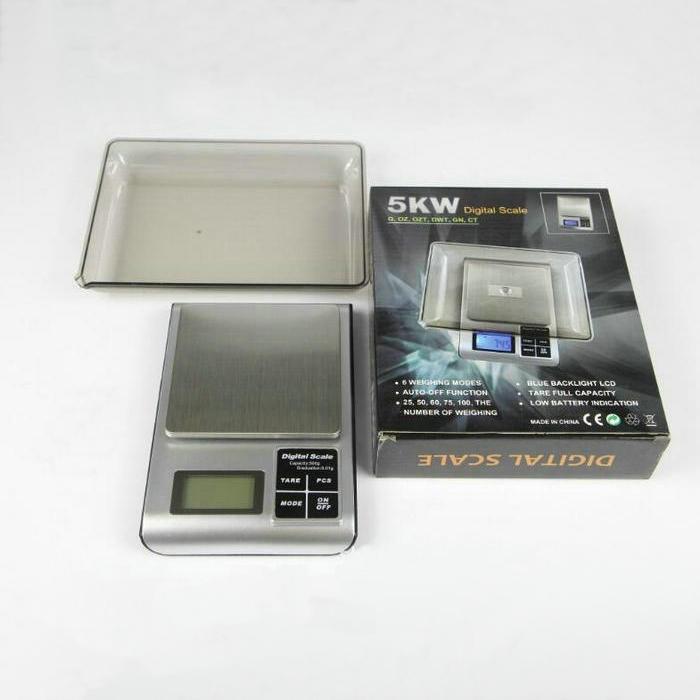 [해외]500g / 0.01g 미니 다기능 저울, 전자식 저울, 디지털 Scaleplastic pan/500g/0.01g Mini multifunctional scale, Electronic scale balance, Digital Scaleplastic pan