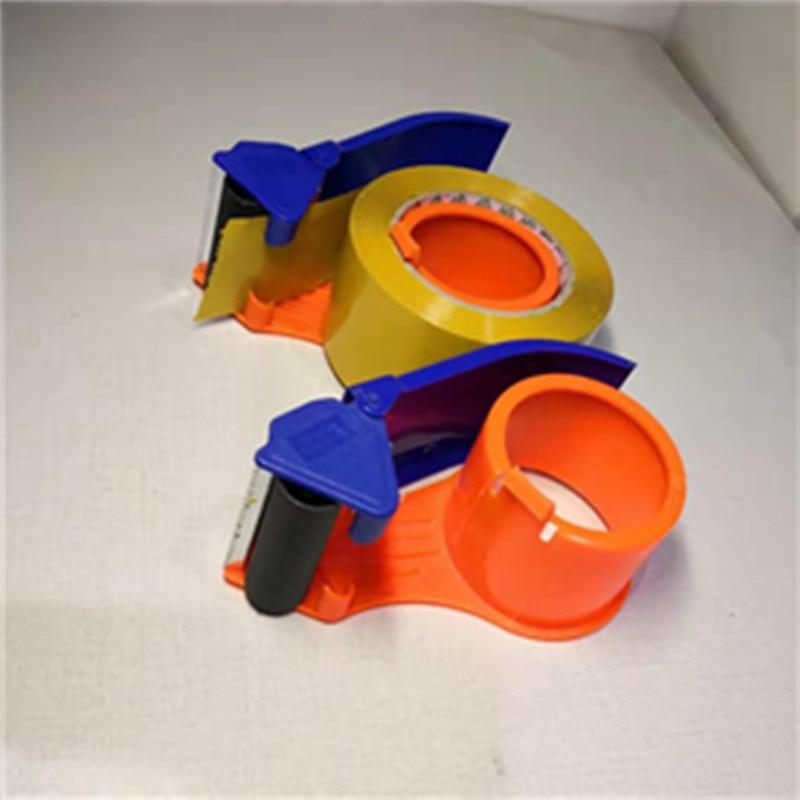 [해외]1 pcs 판매 안정적인 카드 슬롯 테이프 디스펜서 플라스틱 롤러 60mm 너비 테이프 커터 packager 절단기 /1 pcs 판매 안정적인 카드 슬롯 테이프 디스펜서 플라스틱 롤러 60mm 너비 테이프 커터 packager 절단기