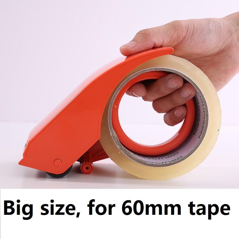 [해외]사무실 접착 테이프 폭 60mm 테이프 커터 카톤 실러 용 1 pc 테이프 디스펜서 deli 802 사용하기 쉬운/사무실 접착 테이프 폭 60mm 테이프 커터 카톤 실러 용 1 pc 테이프 디스펜서 deli 802 사용하기 쉬운