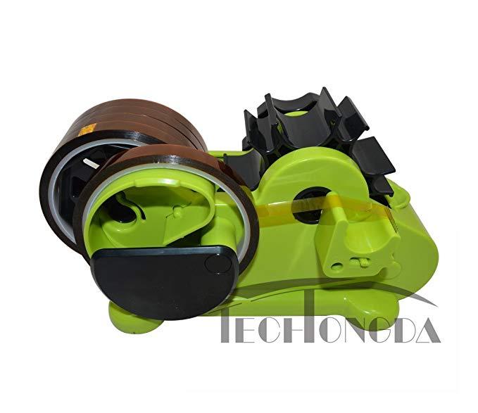 [해외]1 pc 다기능 녹색 테이프 홀더 및 5 롤 홈 승화에 대 한 내열성 테이프 작은 난방 전송 비즈니스/1 pc 다기능 녹색 테이프 홀더 및 5 롤 홈 승화에 대 한 내열성 테이프 작은 난방 전송 비즈니스