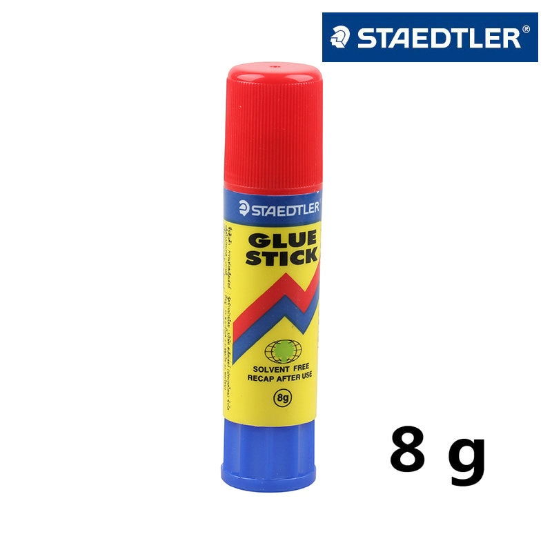 [해외]3Pcs Staedtler 920 108 Glue Stick S 8g Fast Dry Strong stickness Office and School Supplies/3Pcs Staedtler 920 108 Glue Stick S 8g Fast Dry Strong
