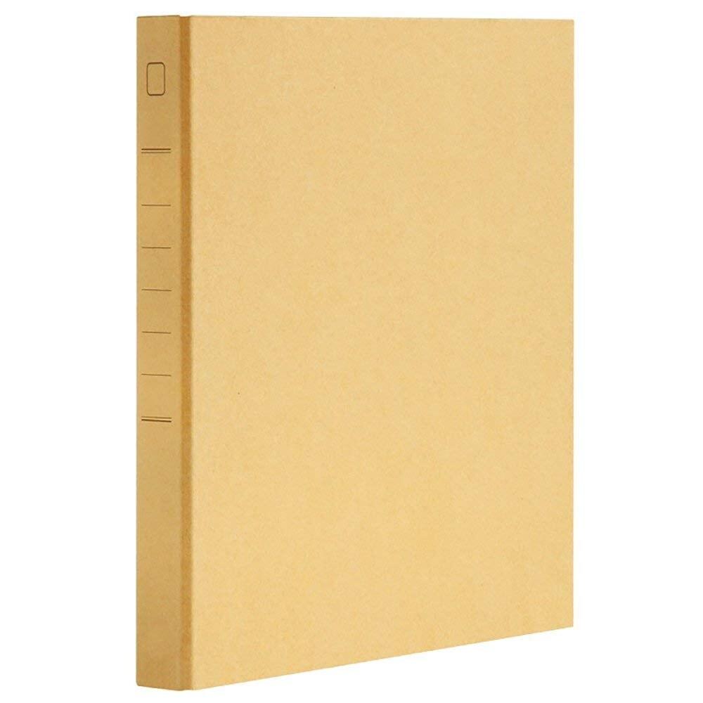 [해외]크래프트 종이 파일 폴더 1 인치 2 d 링 바인더 사무실 관리자 클립 쓰기 패드 법적 인 종이 계약/크래프트 종이 파일 폴더 1 인치 2 d 링 바인더 사무실 관리자 클립 쓰기 패드 법적 인 종이 계약