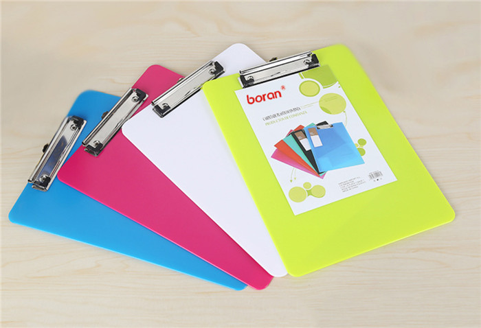 [해외]100pcs Back to School Best Price A5 Clip Board Writing-board FilesClip Pen Holder Office Student Stationery Supplies Good/100pcs Back to School Be