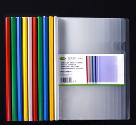 [해외]A4 투명로드 클램프 30 피스/A4 transparent rod clamp 30pieces