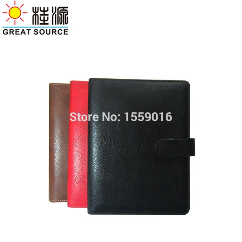 [해외]Great Source Wide Use A5 Binder Folder For A5 Clear file Leather Cover W/Organizer Bag Colorful Sticker Soft Ruler/Great Source Wide Use A5 Binder