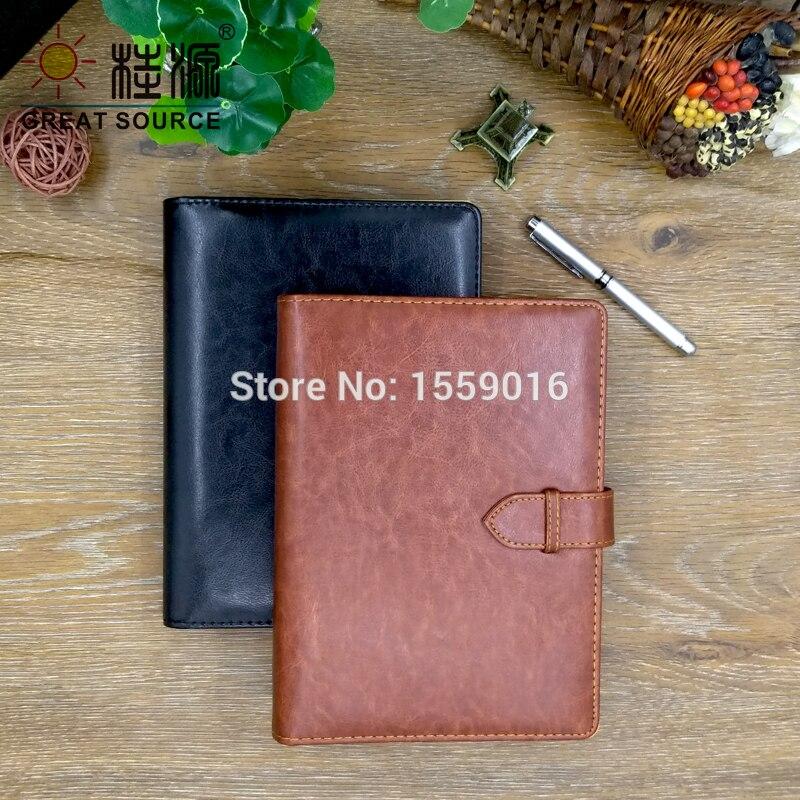[해외]Great Source Leather Padfolio 폴더 a5 메모장 용 새 디자인 고품질 6 고리 폴더 /Great Source Leather Padfolio folder New design high quality 6 rings folder for a5 no
