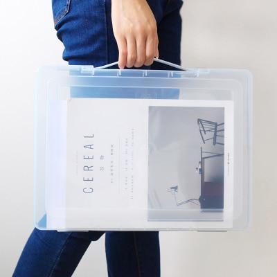 [해외]Pp 플라스틱 지우기 파일 상자 사무실 종이 주최자 문서 상자 방수 케이스 문서/Pp 플라스틱 지우기 파일 상자 사무실 종이 주최자 문서 상자 방수 케이스 문서