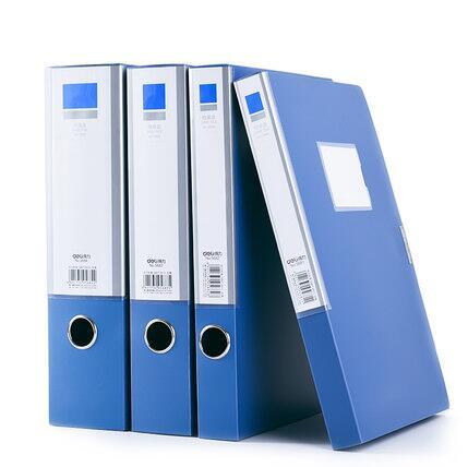 [해외]?파일 상자 파일 저장 상자 폴더 플라스틱 큰 데이터 상자 사무 용품/ file box file storage box folder plastic large data box office supplies