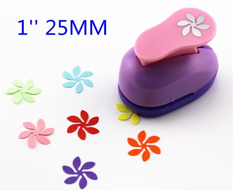 [해외]/free ship flower eva foam punch child diy craft punch scrapbook paper cutter scrapbooking punches Embosser  S2937-5