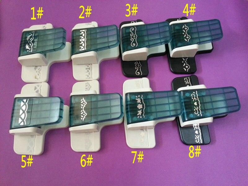 [해외]/  4pcs fancy border punch paper punches embossing punch scrapbook Edge craft punch scrapbook for paper cut