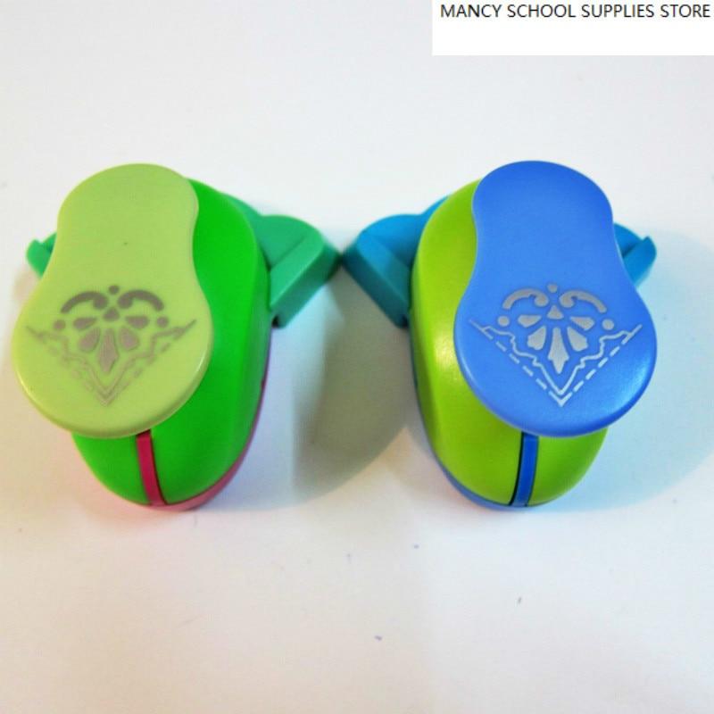 [해외]/Handmade Crafts Scrapbooking Machine Paper Hole Hand Hollow Punch Set For Photo Gallery DIY Gift Card Punches Embossing Device