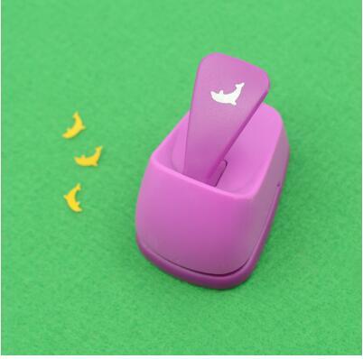 [해외]10mm dolphin shape save power Paper Hole Punch Scrapbook Craft punch  Printing Stamping EVA foam handmade /10mm dolphin shape save power Paper Hol