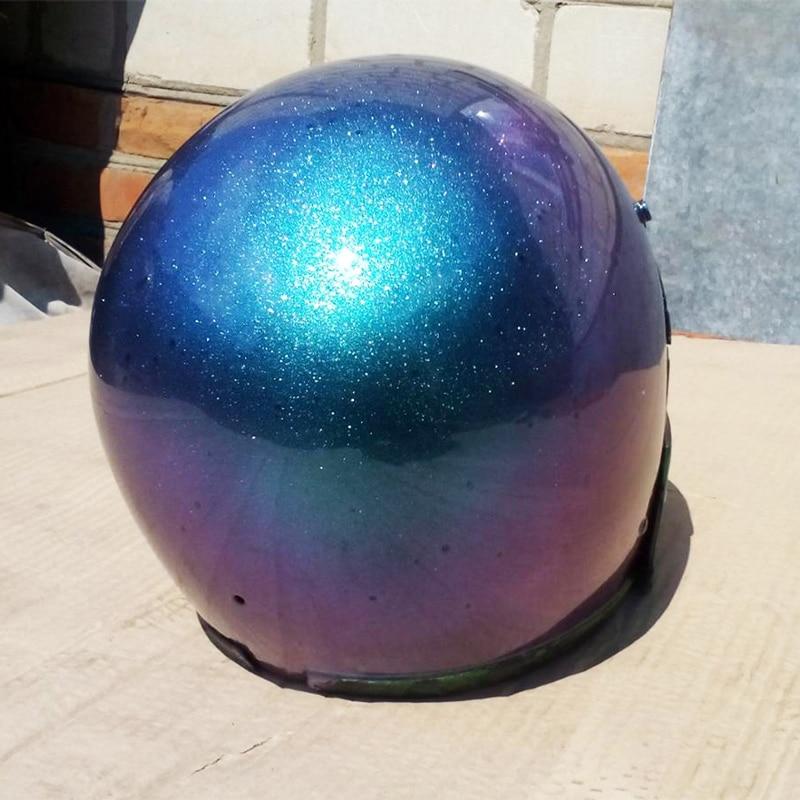 [해외][YB85] Chameleon pigment,Nail Glitter Pearl Powder Set Nail Art Glitters Kit Manicure Tips Decoration,Automotive Crafts,10g/[YB85] Chameleon pigme