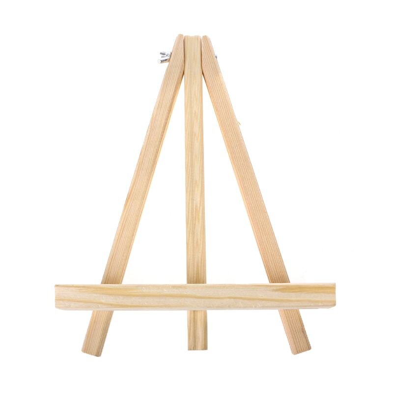 [해외]/18X24cm Mini Artist Wooden Easel Wedding Table Card Stand Display Holder For Party Decoration