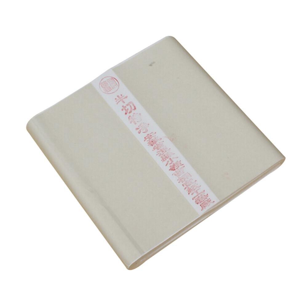 [해외]100Pcs 35x138cm Chinese Painting Calligraphy Draw Raw Rice Xuan Paper Stationery HOT/100Pcs 35x138cm Chinese Painting Calligraphy Draw Raw Rice Xu