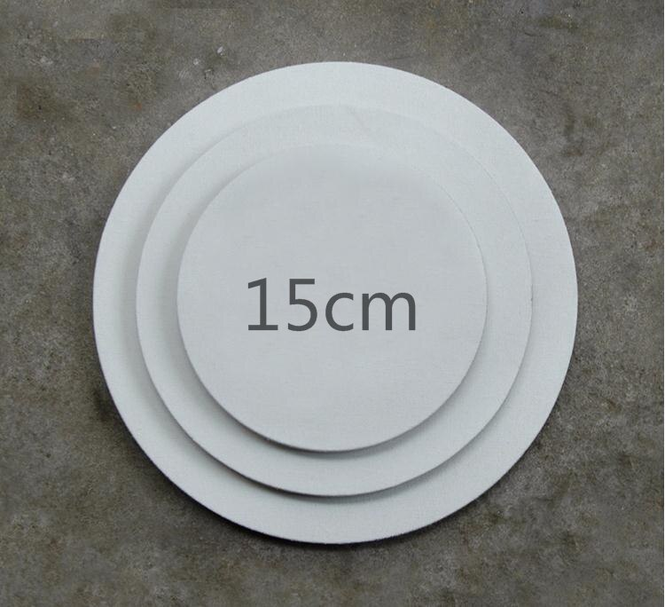 [해외]15cm MDF Round stretched canvas for wholesale/15cm MDF Round stretched canvas for wholesale