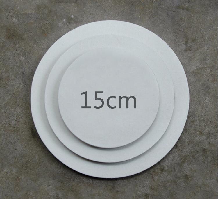 [해외]15cm MDF Round stretched canvas for wholesale/15cm MDF Round stretched canvas for wholesale