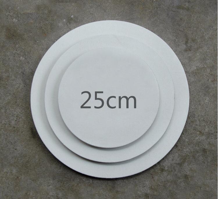 [해외]17mm 두께 10in 라운드 mdf 뻗어 캔버스 25 cm 크기/17mm 두께 10in 라운드 mdf 뻗어 캔버스 25 cm 크기