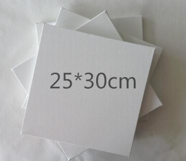 [해외]25*30 cm 그림에 대 한 높은 품질 뻗어 캔버스 10 \\\